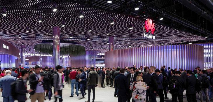 Huawei Technologies - MWC 2019