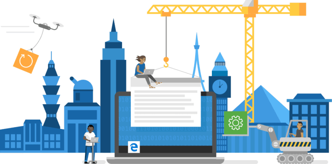 Microsoft Edge Preview para Insiders