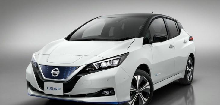 Nissan LEAF - Ayuda a Disminuir la Contaminación Acústica