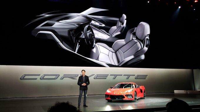 Chevy Corvette Stingray 2020 28