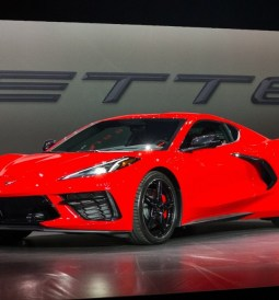 Chevy Corvette Stingray 2020