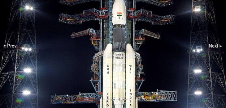 India - ISRO - Chandrayaan-2