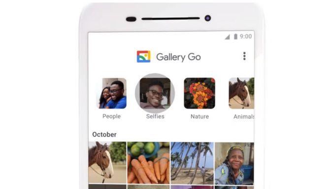 Galería Go de Google Fotos