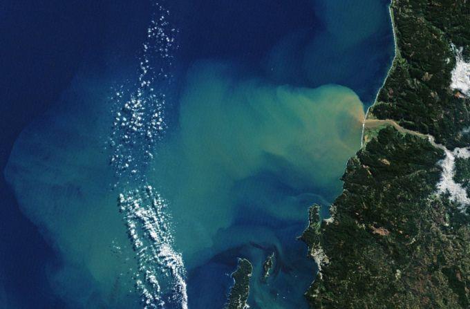 Rio Itata - Concepción - Chile - Río Atmosférico