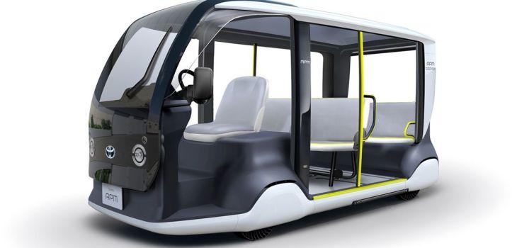 Toyota APM - Juegos Olímpicos y Paralímpicos Tokio 2020