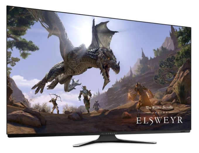 Alienware Oled 55 Gaming Monitor