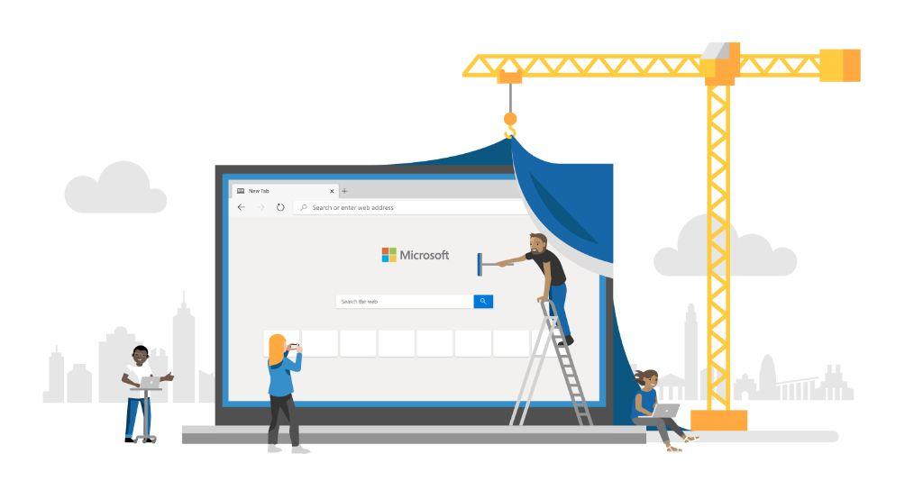 Anuncian Microsoft Edge beta, la primer beta pública del navegador basado en Chromium