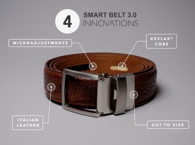 Smart Belt - Cinturón Inteligente 3.0