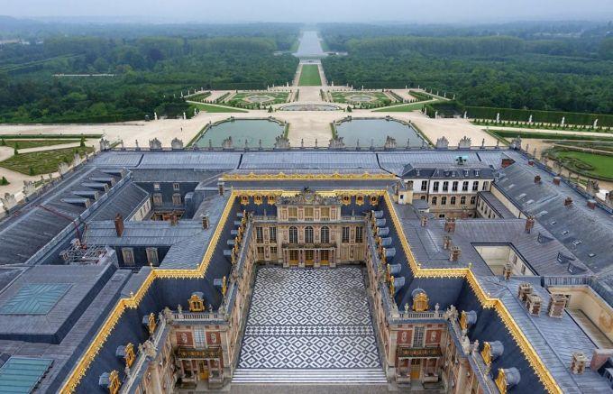 Arte y Cultura de Google - Palacio de Versalles