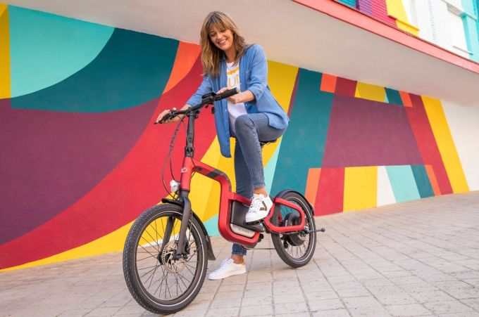 Kymco -e-Bikes