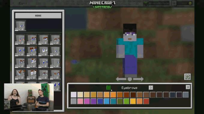 Creador de Personajes de Minecraft