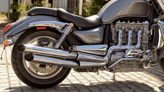 Motocicleta - Escape - Ruido