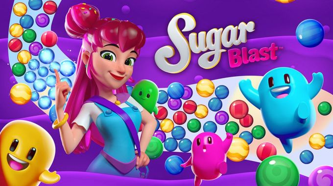 Rovio ' Sugar Blast