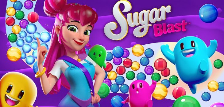 Rovio - Sugar Blast