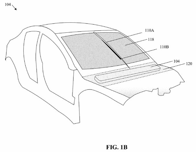 Patente de Limpiaparabrisas de Tesla