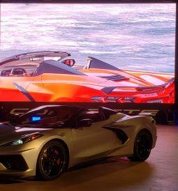 2020 Chevy Corvette Stingray Convertible