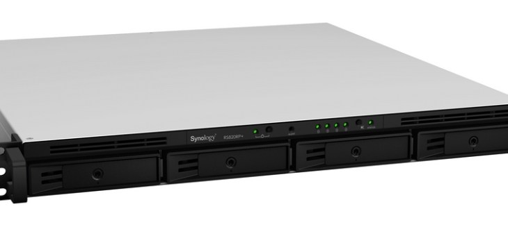 Synology RackStation RS820RP+