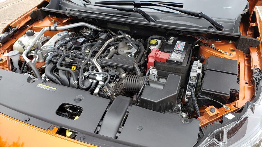 2020 Nissan Sentra 2.0 SR CVT