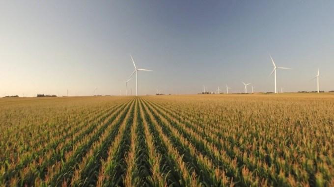 Facebook - Turbinas Eólicas - Iowa