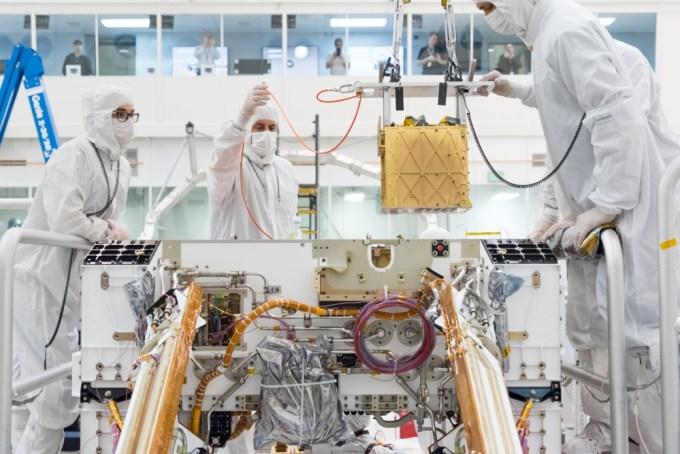 NASA - Moxie - Perseverance