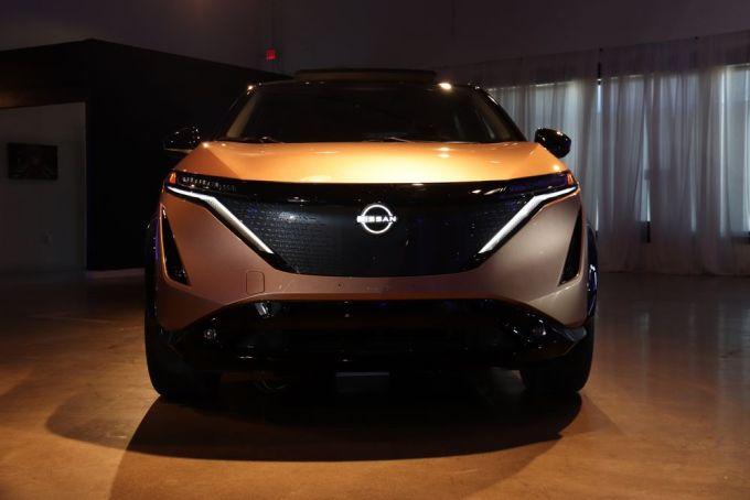 2022 Nissan Ariya