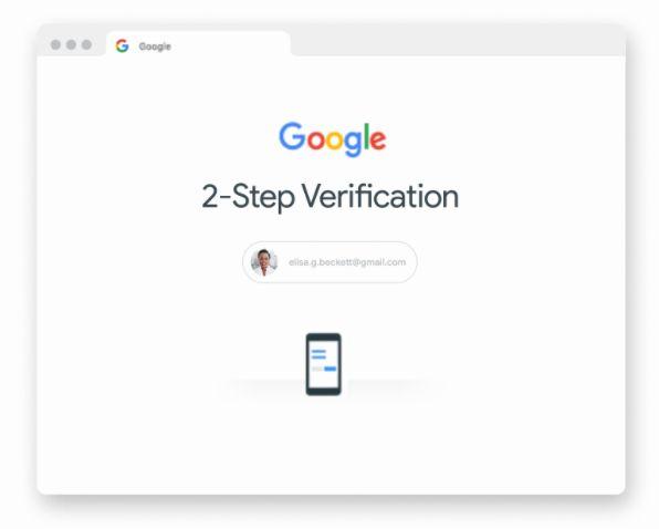 Google - Verificación de Dos Factores