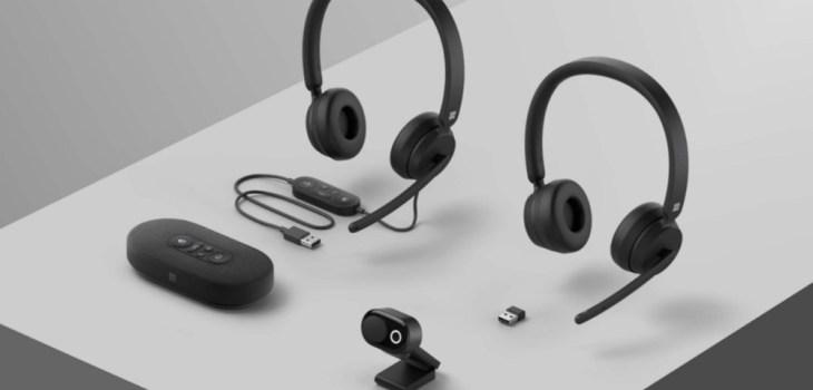 Línea Moderna de accesorios de Microsoft