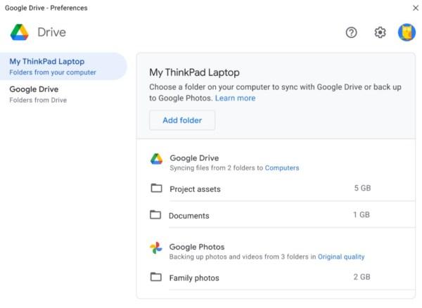 Google Drive para Escritorio