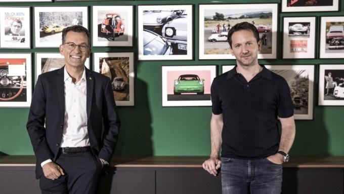 Porsche AG - Alexander Pollich - Peter Varga