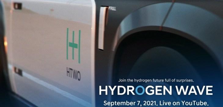 Hyundai Motor Group - Hydrogen Wave