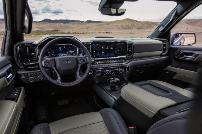 2022 Chevy Silverado ZR2