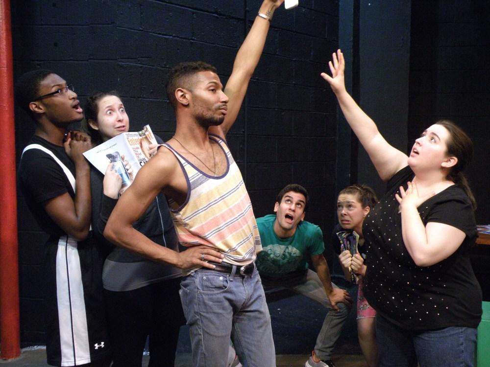 Meet the NYC Geeks! DaWoyne A. Hill (Emerson)