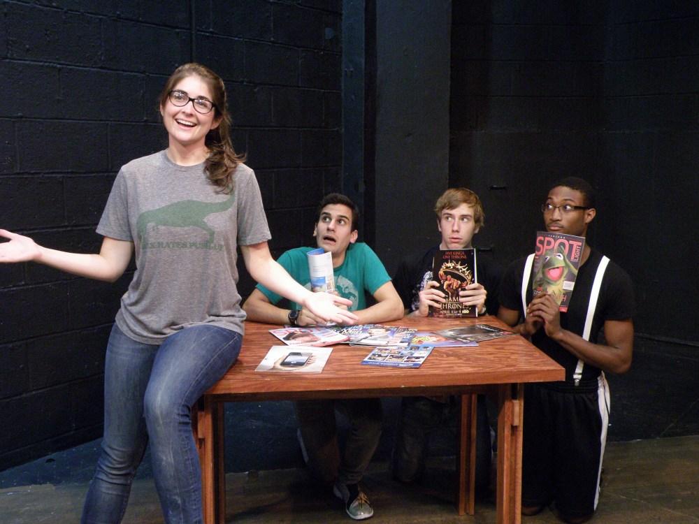 Meet the NYC Geeks! Meredith Owens (Kerry)