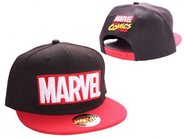 Marvel Comics - Marvel Logo snapback sapka