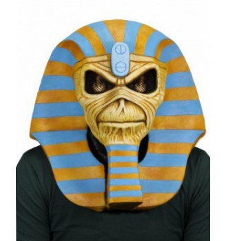 Iron Maiden EDDIE Powerslave Latex Mask 30th Anniversary strictly Limited Edition (1984 pcs. worldwide)