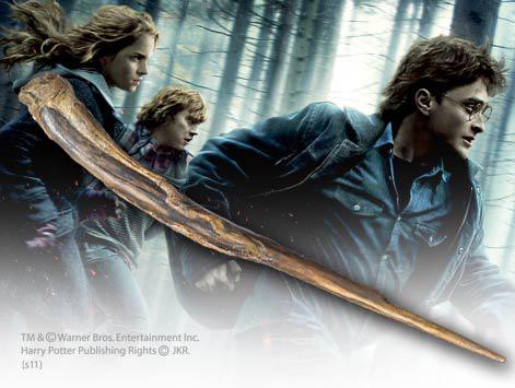 Harry Potter törött varázspálcája