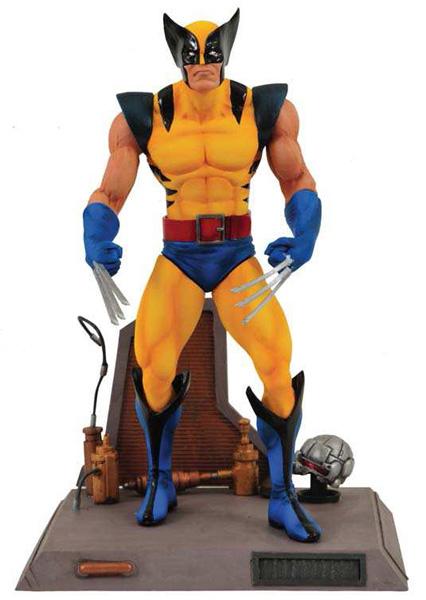 Marvel Select Akciófigura - Wolverine 19 cm