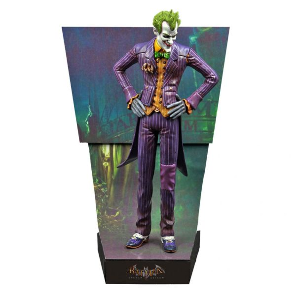 DC Comics - Premium Motion The Joker Szobor