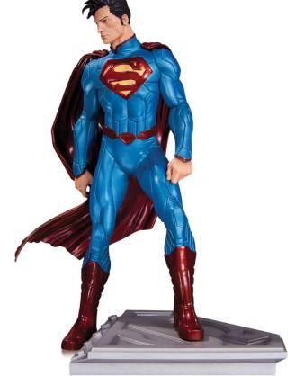 Superman The Man Of Steel Statue John Romita Jr. 18 cm x_dccjan150420