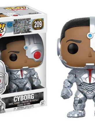 Funko POP! Movies Justice League - Cyborg