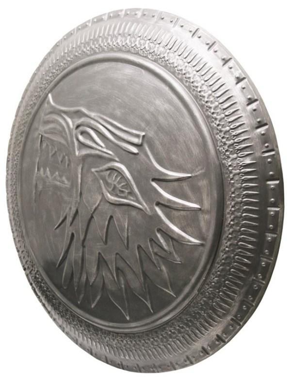 Game of Thrones Replika - Stark Infantry Shield