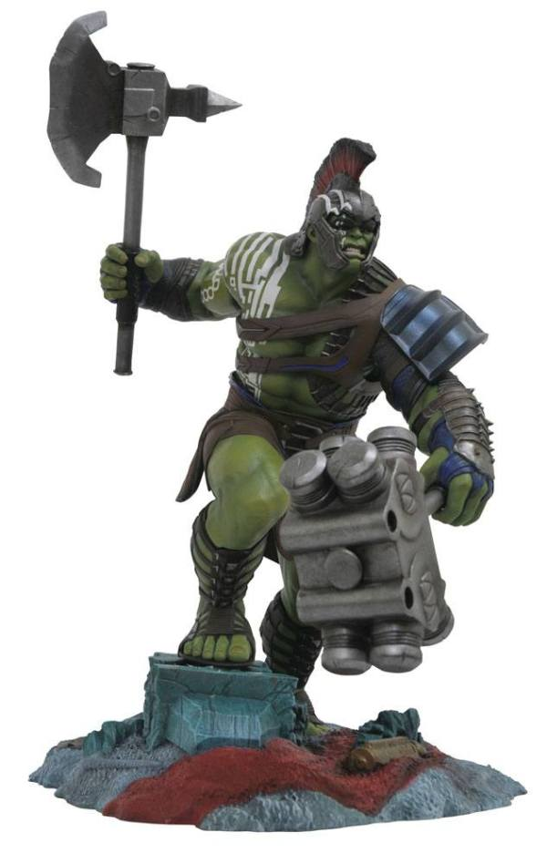x_diamaug172642 Thor Ragnarok Marvel Gallery PVC Statue Hulk 30 cm