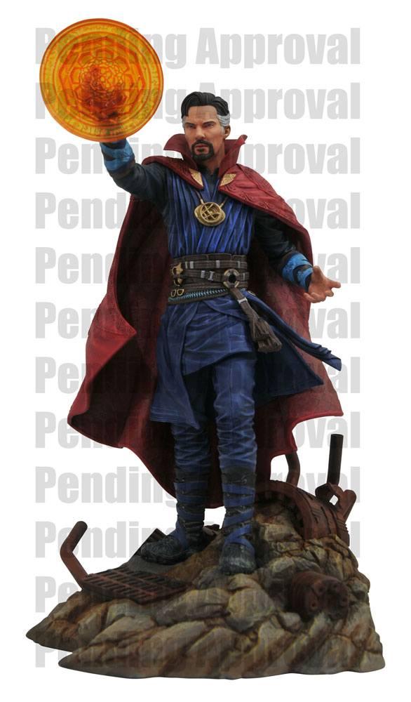 x_diamapr182159 Avengers Infinity War Marvel Gallery PVC Statue Doctor Strange 23 cm