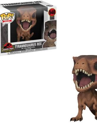 x_fk26734 Jurassic Park POP! Movies Vinyl Figure Tyrannosaurus 9 cm