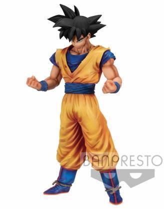x_banp26720 Dragonball Z Grandista Resolution of Soldiers Figure Son Goku Ver. 2 28 cm