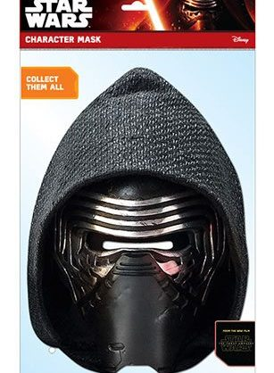 x_swkre01 Star Wars Episode VII Masks Kylo Ren