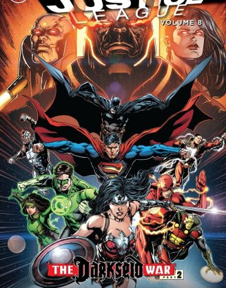 x_dcmay160312 DC Comics Comic Book Justice League The Darkseid War Part 2 by Geoff Johns english