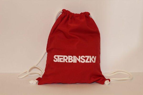 Sterbinszky - Piros GYM bag