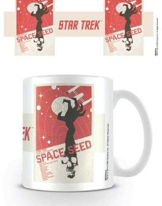 x_mg23019 Star Trek Mug Space Seed - Ortiz