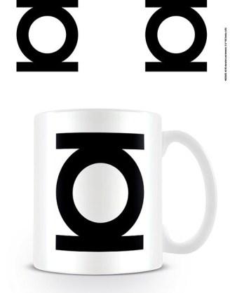 x_mg23655 DC Originals Mug Green Lantern Mono Logo